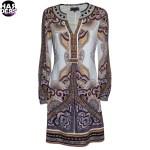 Hale-Bob-Kleid-Dress-Robe-Muster-Seide-Silk-Strass-Swarovski-Steine-4XTP6554-IVORY-Harders-24-Online-Shop-Store-Fashion-Designer-Mode-Woman-Damen-Women-Fruehjahr-Sommer-Spring-Summer-2015