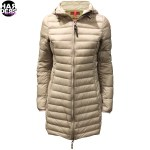 Parajumpers-Pjs-Mantel-Parka-Daune-Irene-531-Ivory-Ultra-Super-Light-Down-Kapuze-Harders-24-Online-Shop-Store-Fashion-Designer-Mode-Woman-Damen-Women-Fruehjahr-Sommer-Spring-Summer-2015