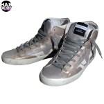 Philippe-Model-Hi-Top-Sneaker-Schuhe-Shoes-CLHD-Sand-Platinum-Silver-Glitter-Metal-Vintage-Used-Harders-24-Online-Shop-Store-Fashion-Designer-Mode-Woman-Damen-Women-Fruehjahr-Sommer-Spring-Summer-2015