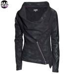 Preach-Jacke-Honor-Black-Leder-Leather-Zip-Harders-24-Online-Shop-Store-Fashion-Designer-Mode-Woman-Damen-Women-Fruehjahr-Sommer-Spring-Summer-2015
