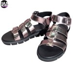 Vicmatie-Vic-Schuhe-Shoes-Sandale-4L9186D-Metal-Silver-Silber-Harders-24-Online-Shop-Store-Fashion-Designer-Mode-Woman-Damen-Women-Fruehjahr-Sommer-Spring-Summer-2015