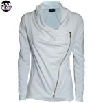 Liebeskind-Berlin-Sweat-Shirt-Jacke-AS150200-White-Gold-Vintage-Used-Harders-24-Online-Shop-Store-Fashion-Designer-Mode-Woman-Damen-Women-Fruehjahr-Sommer-Spring-Summer-2015