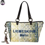 Liebeskind-Berlin-Henkel-Tasche-Bag-Mika-Grey-Canvas-Peace-Hippie-Grau-Schwarz-Bunt-Graffiti-Harders-24-Online-Shop-Store-Fashion-Designer-Mode-Woman-Damen-Women-Fruehjahr-Sommer-Spring-Summer-2015
