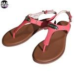 Michael-Kors-Sandale-Plate-Thong-Watermelon-Leather-Leder-Harders-24-fashion-Spring-Summer-Frühjahr-Sommer-Damen-Women-2015