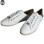 Michael-Kors-Schuhe-Kristy-Slide-Sneaker-Pale-Gold-White-Navy-Logo-Leather-Leder-Harders-24-fashion-Spring-Summer-Frühjahr-Sommer-Damen-Women-2015