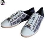 Michael-Kors-Schuhe-Kristy-Sneaker-Ivory-Denim-White-Navy-Logo-Leather-Leder-Harders-24-fashion-Spring-Summer-Frühjahr-Sommer-Damen-Women-2015