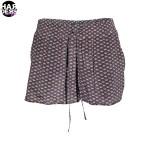 Set-Short-Hose-Muster-Print-Braun-Beige-Seide-47198-Harders-24-fashion-Spring-Summer-Fruehjahr-Sommer-Damen-Women-2015