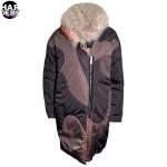 Project-Foce-Daune-Parka-Mantel-Coat-Fiamma-Camouflage-Oliv-Sheep-Skin-Schaf-Fell-Paillette--Kapuze-Harders-24-fashion-Fall-Winter-Herbst-Damen-Women-2015