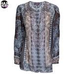 Hale-Bob-Tunika-5AWW2780-Brown-Seide-Silk-Swarovski-Muster-Print-Harders-24-fashion-Fall-Winter-Herbst-Damen-Women-2015