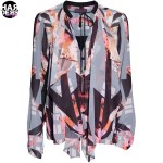 Hale-Bob-Tunika-5RNY2735-Pink-Seide-Silk-Swarovski-Muster-Print-Harders-24-fashion-Fall-Winter-Herbst-Damen-Women-2015