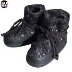 Ikki-Moon-Boots-Stiefel-17350-Sequin-Low-Black-Schwarz-Paillette-Leder-Leather-Lamm-Fell-Sheep-Lamb-Skin-Harders-24-fashion-Fall-Winter-Herbst-Damen-Women-2015