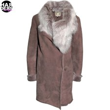 Nigel-Preston-Knight-Lammfell-Mantel-Lamm-Leder-Sheep-Skin-Truffle-Pelz-Schwarz-Harders-24-fashion-Fall-Winter-Herbst-Damen-Women-2015