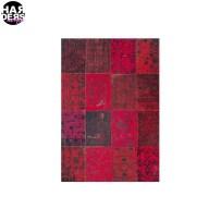 CAP-Carpets-Plaids-Teppich-Quadra-Rosso-Red-Rot-Harders-24-fashion-Fall-Winter-Herbst-Damen-Women-2015