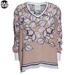 IVI-Tunika-Bluse-Anemon-Placement-Frappe-Flower-Blume-Beige-Rose-Puder-Harders-Fashion-24-fashion-Spring-Summer-Fruehjahr-Sommer-Damen-Women-2016