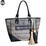 Essentiel-Antwerp-Tasche-Bag-Shopper-Ladmiral-Troddel-Indian-Spirit-Muster-Harders-Fashion-24-fashion-Spring-Summer-Fruehjahr-Sommer-Damen-Women-2016