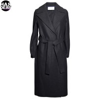 Harris-Wharf-Mantel-Coat-AA1235MLK-Boxy-Duster-Black-Schwarz-Harders-Fashion-24-fashion