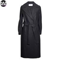 Harris-Wharf-Mantel-Coat-AA1235MLK-Boxy-Duster-Black-Schwarz-Harders-Fashion-24-fashion
