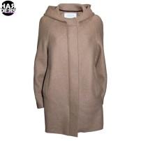 Harris-Wharf-Mantel-Coat-Parka-A1452MLK-Kapuze-Camel-Beige-Harders-Fashion-24-fashion